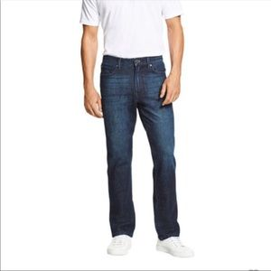 DL1961 Vince Casual Straight  Dark Wash Size 33